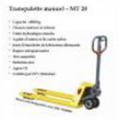 Transpalette Manuel 2500kg 279ht